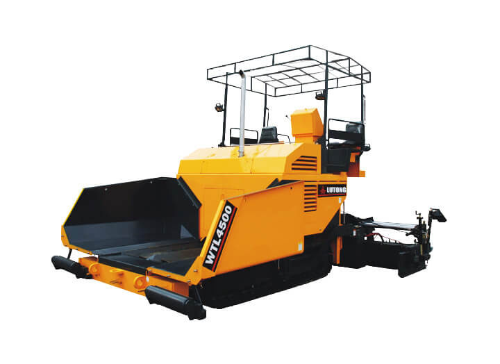 LT4200 Crawler multi-functions paver